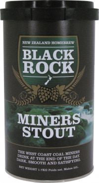 Black Rock Miner's Stout 1.7kg