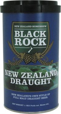 Black Rock New Zealand Draught 1.7kg