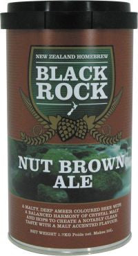 Black Rock Nut Brown Ale 1.7kg