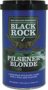 Black Rock Pilsener Blonde 1.7kg