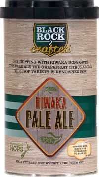 Black Rock Riwaka Pale Ale 1.7kg