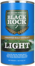 Black Rock Unhopped Liquid Malt Extract – Light