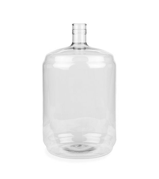 Clear Plastic Carbouy 11.5L