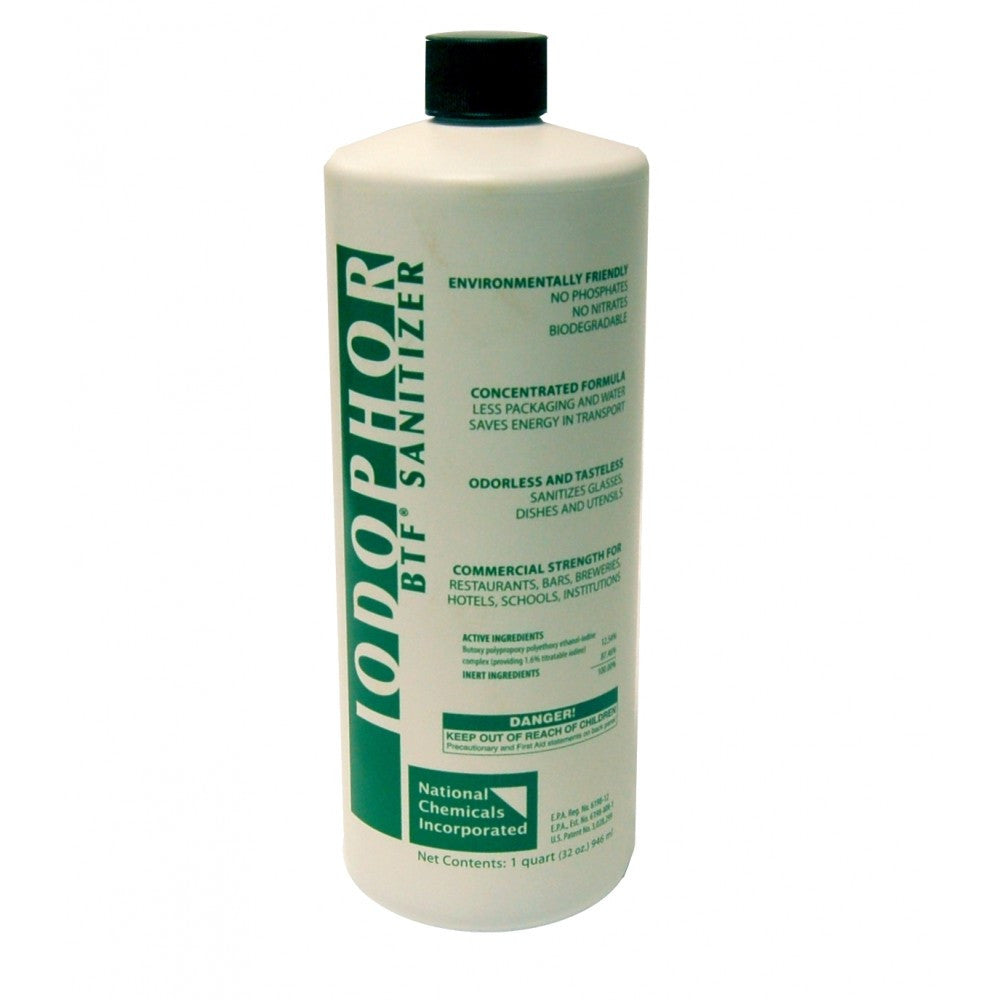Iodophor Brewing Steriliser 118ml