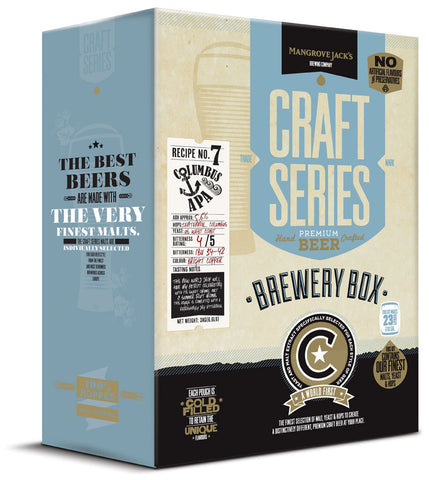 Mangrove Jack's Craft Series Columbus APA - Brewery Box