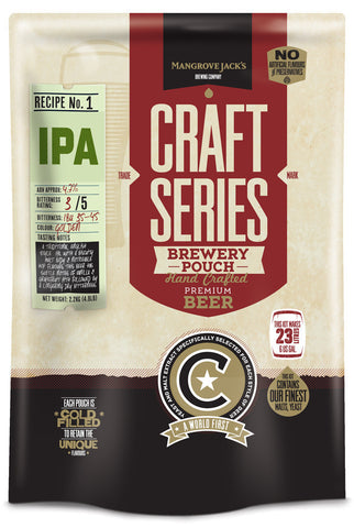 Mangrove Jack's Craft Series IPA Brewery Pouch