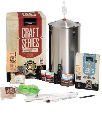 Mangrove Jack's Craft Series Microbrewery Kit
