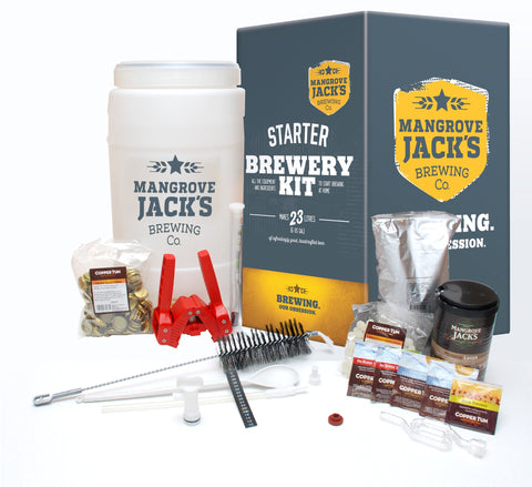 Mangrove Jack's Traditional GLUTEN FREE Starter Brewery Kit