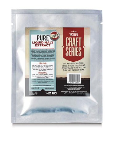 Mangrove Jack's Craft Series Pure Liquid Malt Extract - Light 1.5kg