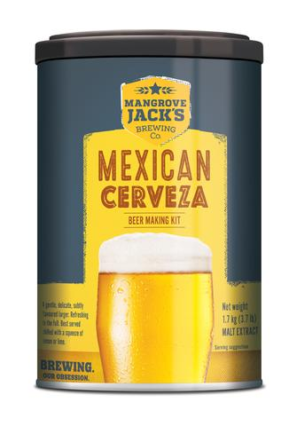 Mangrove Jack's International Mexican Cerveza 1.7kg