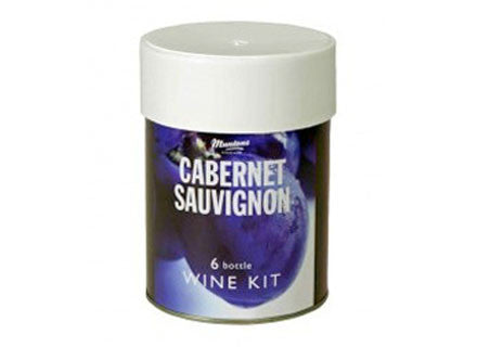 Muntons Six Bottle Cabernet Sauvignon Wine Kit