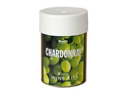 Muntons Six Bottle Chardonnay Wine Kit
