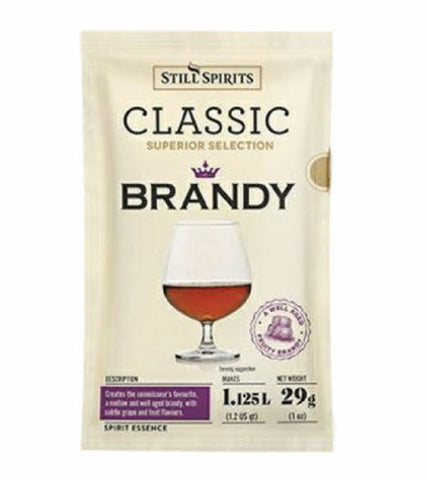 Still Spirits Classic Superior Selection Brandy (Makes 2.25L)
