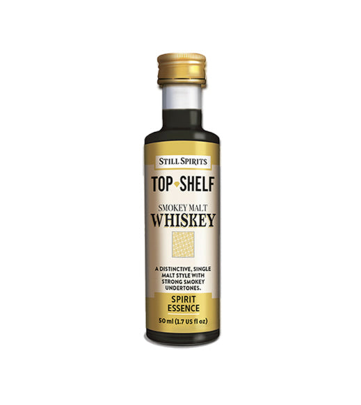 Still Spirits Top Shelf Smokey Malt Whiskey 50ml