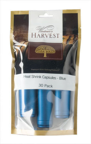 Vintner's Harvest Heat Shrink Capsules – Blue