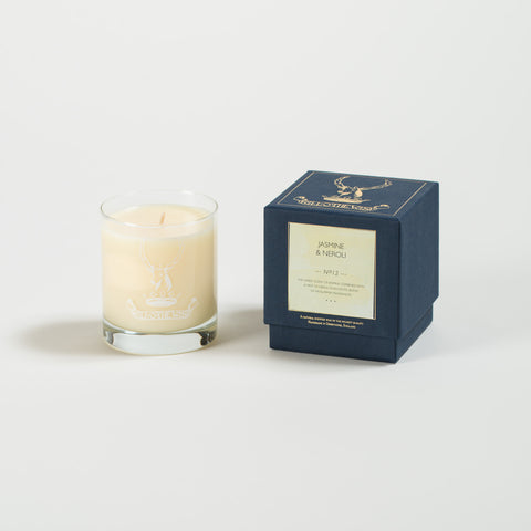 Jasmine & Neroli Jar Candle No 12