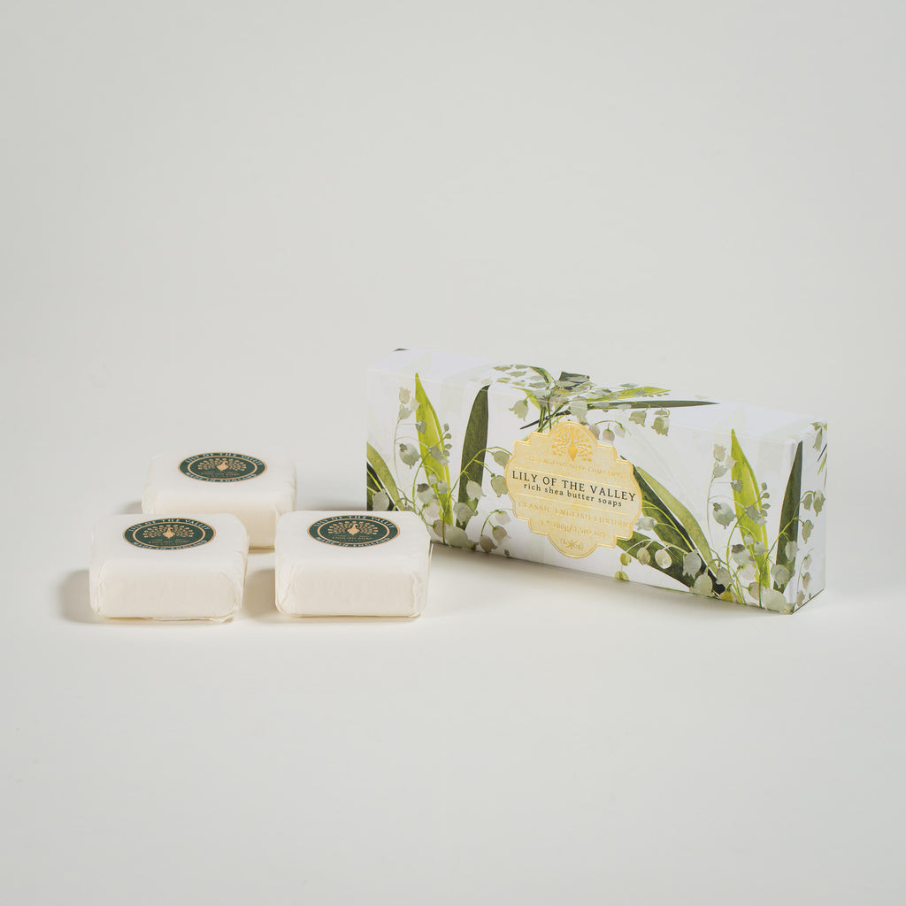 Lily of the Valley Rich Shea Butter Soaps