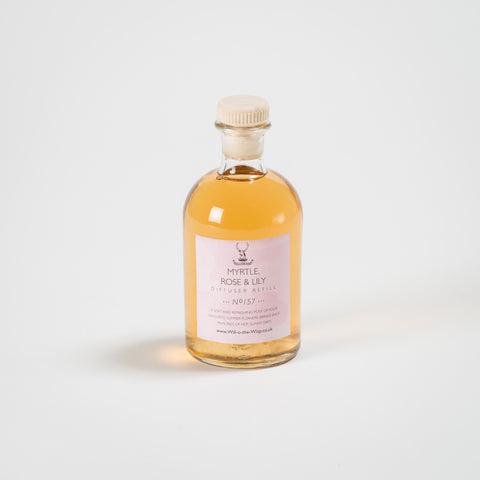 Myrtle, Rose & Lily Diffuser Refill No 157