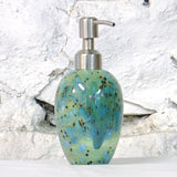 Ceramic Liquid Soap Dispenser - Dolomite Grey No 79