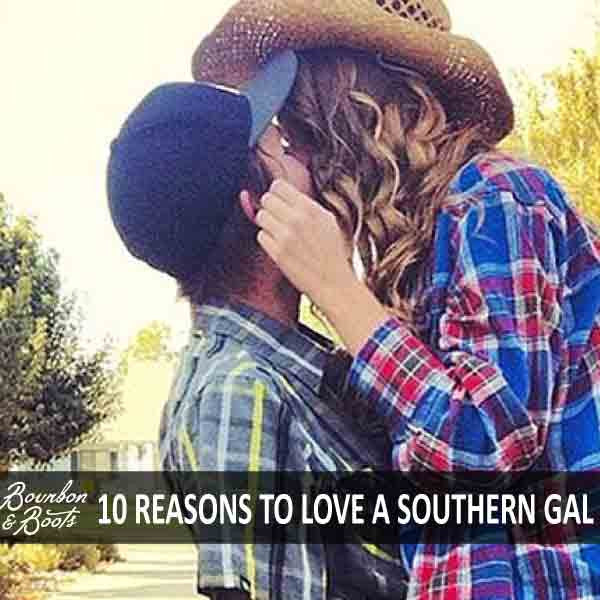 10 Reasons to Love a Southern Gal