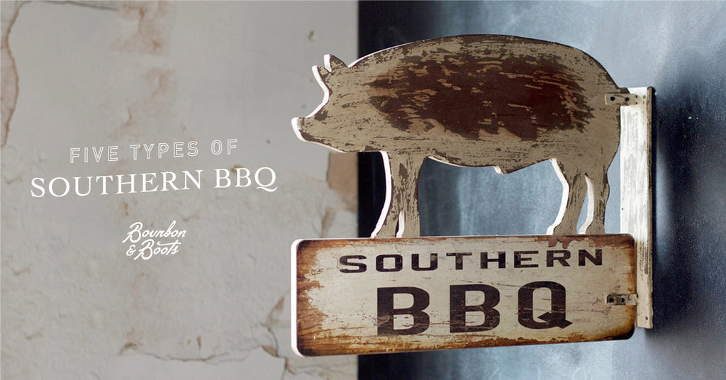 Five Types of Southern BBQ