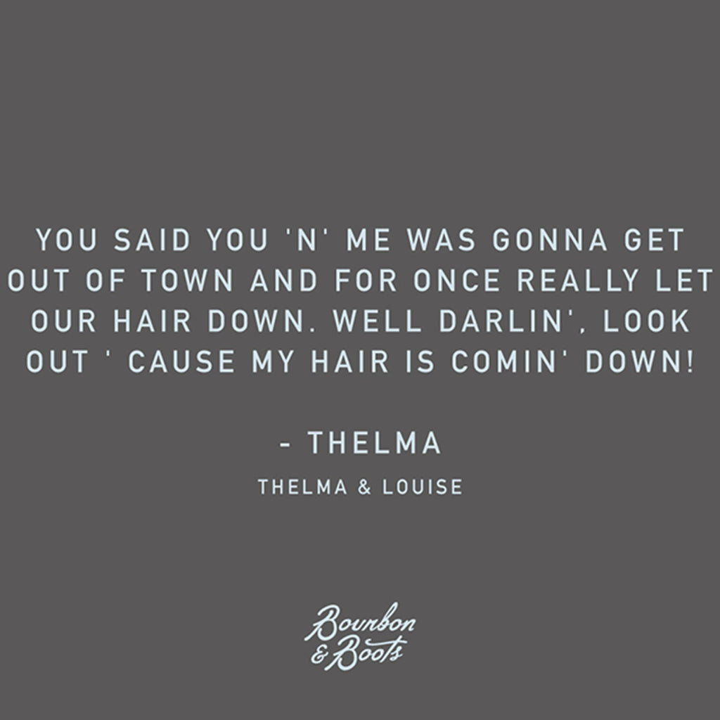 Thelma & Louise Stories: The Wind In Our Hair