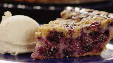 Blackberry Cobbler/Pie