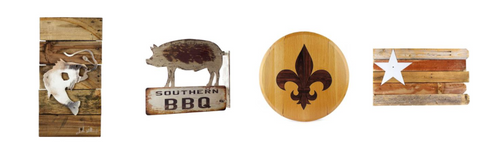 Uniquely southern gifts and goods. Decor and Kitchen items for the Southern home.