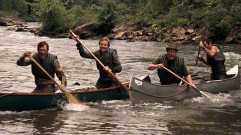 deliverance - top ten southern movies