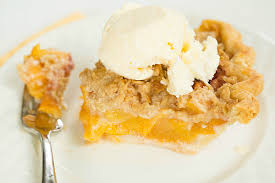 Peach Cobbler/Pie