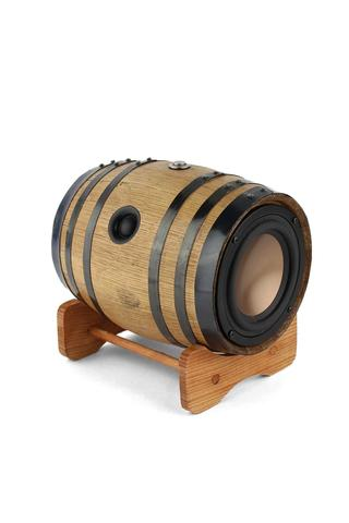 Buy the Bourbon and Boots Bourbon Barrel Speaker >