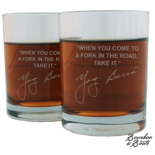 Sports Quotes Personalized Whiskey Glasses Full Set image