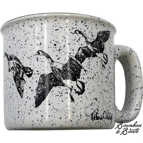 Duck Stamp Lodge Coffee Mug