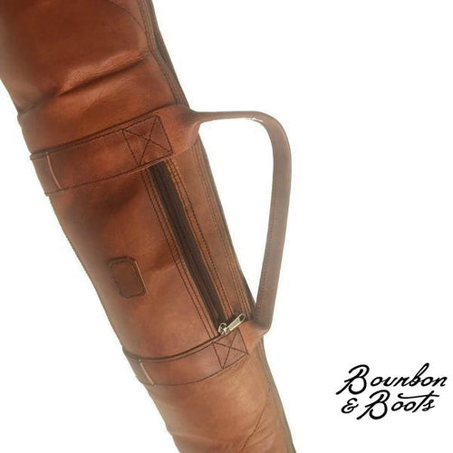 Handcrafted Leather Shotgun or Rifle Case image