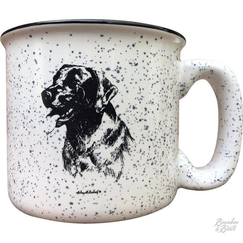 Hunting Dog Lodge Coffee Mug