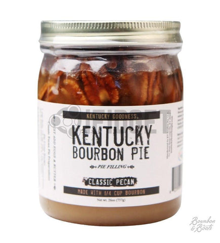 Kentucky Bourbon Pie Filling