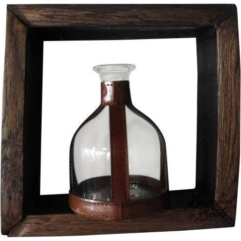 Reclaimed Bourbon Barrel Wall Mount Shadow Boxes image