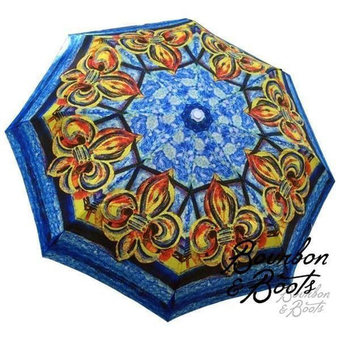 Southern Style Fine Art Telescoping Umbrellas
