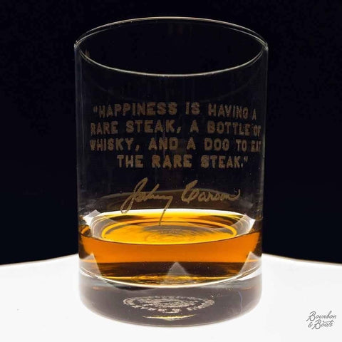 Whiskey Lovers Collectors' Edition Whiskey Glasses