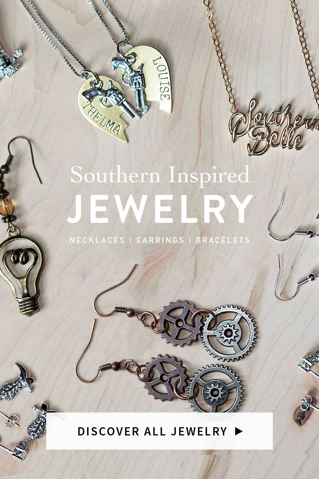 Shop Southern Jewelry Collection
