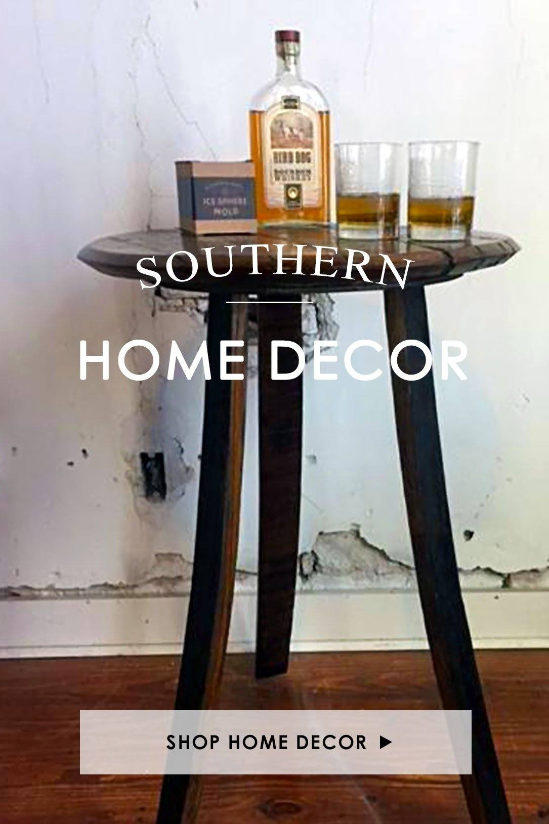 Shop Southern Inspired Home Decor Lamps Furniture Accessories