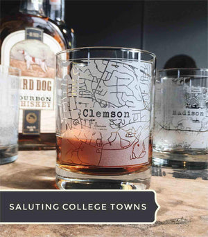 College Town Barware & Accessories Collection