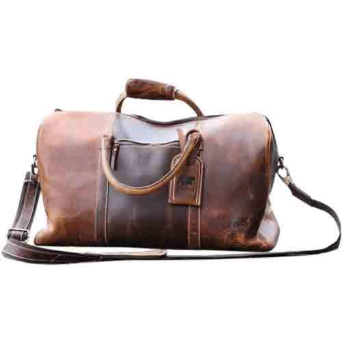 Travel Bags & Leather Goods