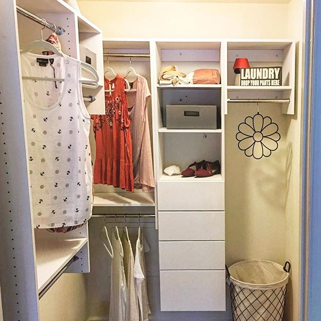DIY/ Modular Closets - FAQ: