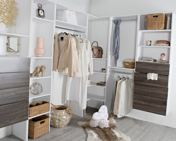 4 Tips to Successfully Organize & Manage Your Closet