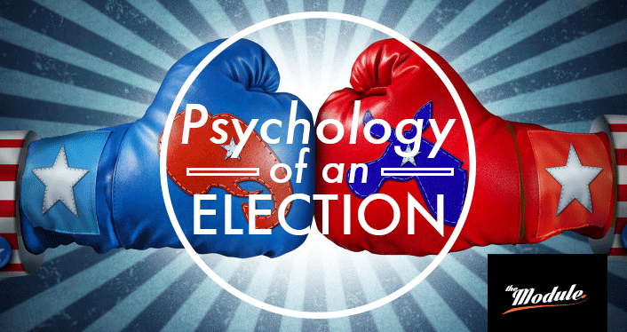 The Organized Mind: Psychology of an Election