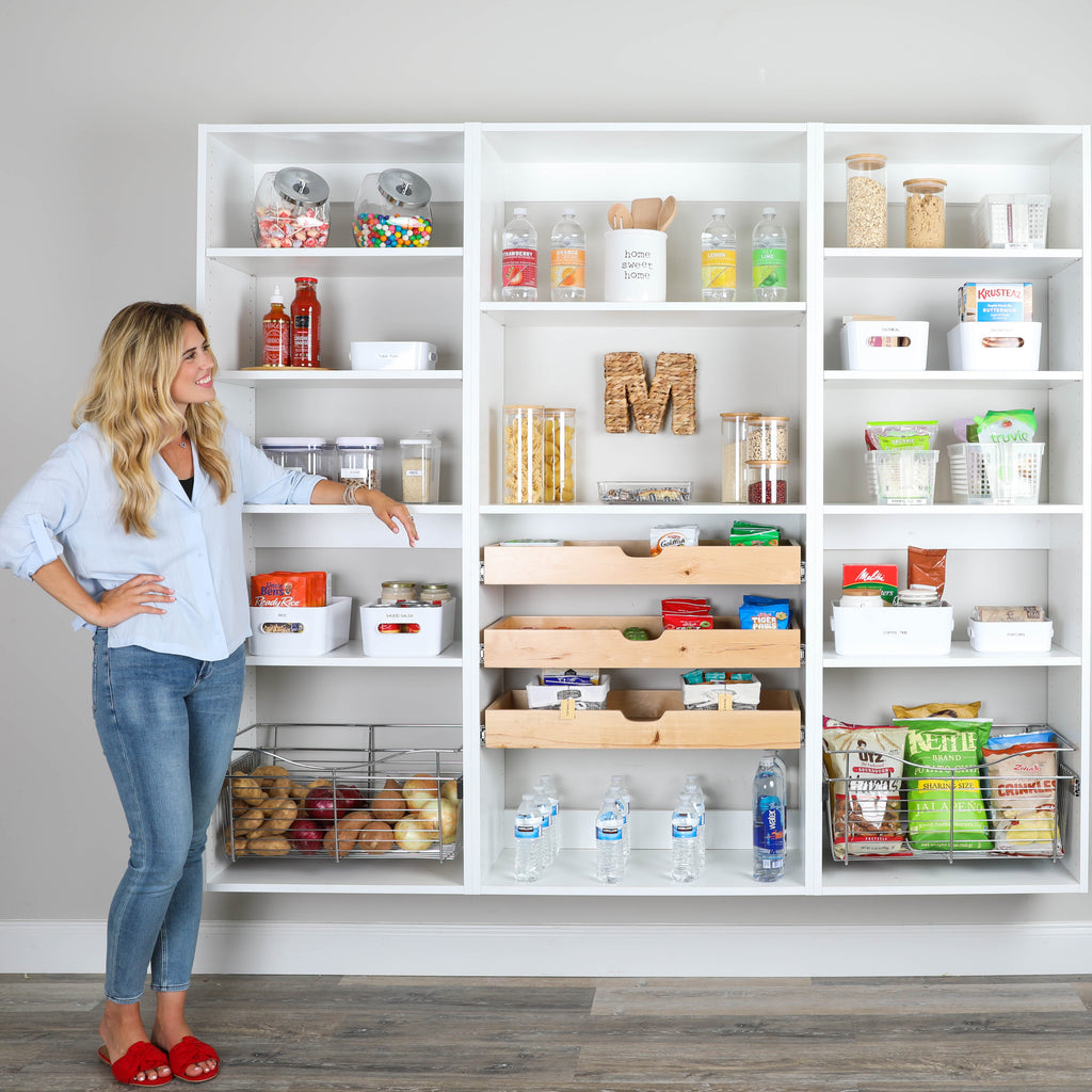 Christina's Corner // A Grab & Go Station is What Your Pantry Needs
