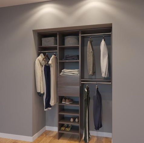 Transform Your Master Closet into a Calm, Organized Space
