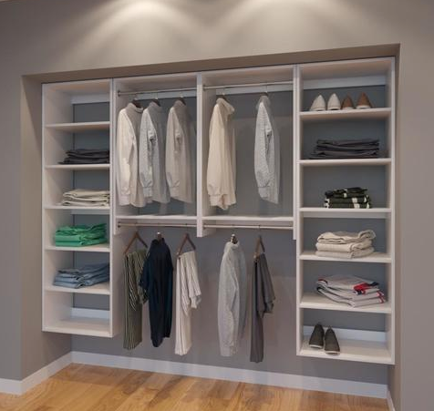 4 Custom Closet Designs for Small Closets