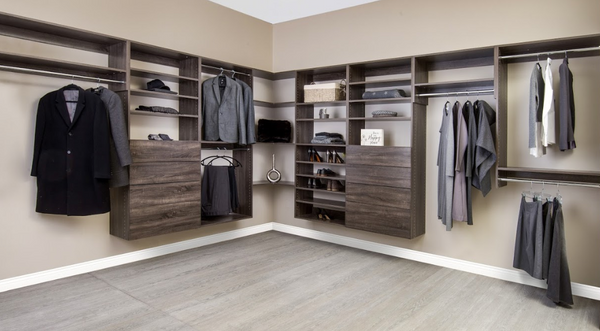 3 of the Best Closet System Hacks to Level-Up Your Home Organization This Fall